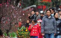 Miền Nam có mưa trái mùa dịp Tết Nguyên đán