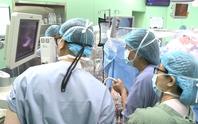 Kỹ thuật mới mổ tim không cần mở ngực