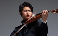 Tài năng violon Nhật Bản biểu diễn tại Nhà hát Lớn Hà Nội