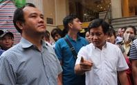 Ông Hải phê bình Chủ tịch phường Bến Thành
