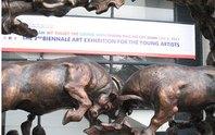 Biennale Mỹ thuật trẻ trở lại