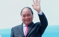 Thủ tướng Nguyễn Xuân Phúc lần đầu thăm Mỹ