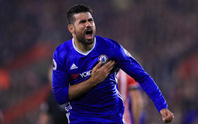 Milan xác nhận đàm phán mua Diego Costa