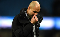 Guardiola lập kỷ lục trong ngày Man City bị loại