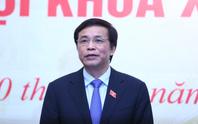 Đang xử lý quy trình về tư cách đại biểu QH của bà Phan Thị Mỹ Thanh