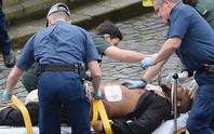 Lao xe, nổ súng bên ngoài quốc hội Anh, 4 người chết