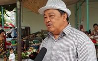 Người hiến 800 m2 đất xây chợ cho 30 tiểu thương