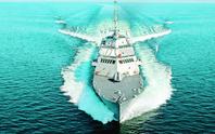 Singapore, Ấn Độ tập trận chống tàu ngầm tại biển Đông