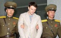 Được Triều Tiên thả, sinh viên Mỹ đang hôn mê