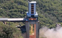 Triều Tiên thử động cơ ICBM có khả năng bắn tới Mỹ
