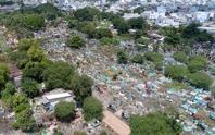 Gần 100 triệu đồng/m2 đất quanh nghĩa trang Bình Hưng Hòa