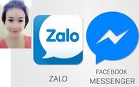 Hot girl dùng Facebook, Zalo lừa đảo hàng tỷ đồng