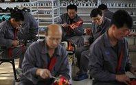 Hàng dệt may Triều Tiên made in China xuất khẩu khắp thế giới