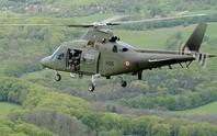 Bí ẩn phi công Bỉ rơi khỏi trực thăng