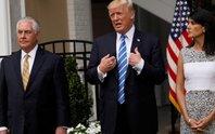 Ông Donald Trump khuyên ngoại trưởng đừng phí sức với Triều Tiên