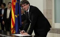 Catalonia chưa dám ly khai?