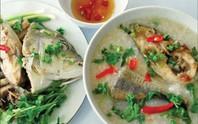 Cháo cá vẩu… nín khẩu mà ăn