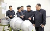 Triều Tiên không nói suông về thử hạt nhân trong khí quyển