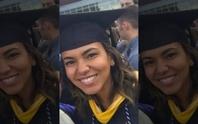 Bị người tự tử nhảy trúng xe, cô gái chết tức tưởi