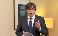 Tây Ban Nha phát lệnh bắt cựu thủ hiến Catalonia
