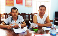 Bắt 2 người Trung Quốc bán hàng đa cấp, có lệnh truy nã