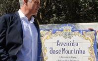 Có một con đường mang tên Mourinho