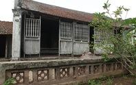 Ngôi nhà Bá Kiến hơn 100 năm tuổi ở làng Vũ Đại