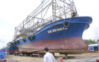 Giám sát chặt việc sửa tàu vỏ thép