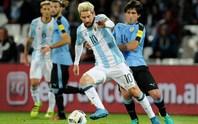 Messi quyết đấu Suarez