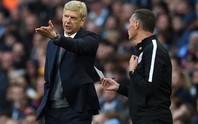Wenger: Trọng tài Premier League ngày càng dở