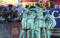 Messi giúp Barcelona đánh bại Atletico