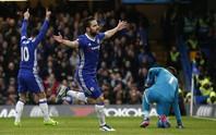 Bộ ba Tây Ban Nha lập công, Chelsea vững ngôi đầu