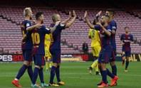 Nou Camp không khán giả, Barcelona đè bẹp Las Palmas