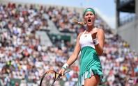 Roland Garros: Sốc nặng ở bảng nữ