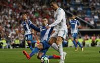 Ronaldo đói bàn thắng