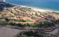 Nhiều sai phạm ở dự án Phá rừng làm sân golf