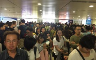 Cảnh báo trộm cắp ở sân bay Tân Sơn Nhất