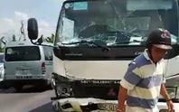 Tai nạn chết người ở tuyến tránh Cai Lậy