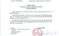 Quảng Nam hoãn thi tuyển hơn 1.300 viên chức giáo dục