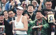 Sharapova, Nadal sung sức cuối mùa