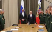 Moscow tăng tốc chốt hạ cuộc chiến Syria