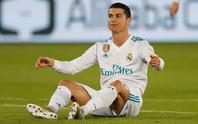 Ronaldo bỏ tập cả tuần trước thềm El Clasico