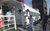 Tàu cao tốc TP HCM - Cần Giờ - Vũng Tàu sắp hoạt động