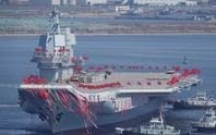 Giới trẻ Trung Quốc thích đặt tên tôm tít cho tàu sân bay mới