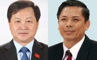 Giới thiệu ông Lê Minh Khái, Nguyễn Văn Thể làm Tổng TTCP và Bộ trưởng GTVT