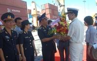 Tàu của Lực lượng Bảo vệ bờ biển Nhật Bản thăm Đà Nẵng
