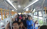 Chưa quyết toán gói thầu đoàn xe buýt nhanh BRT