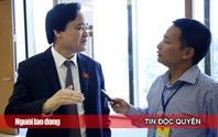 Bộ trưởng GD-ĐT: Lương hưu giáo viên 1,3 triệu sao sống nổi?