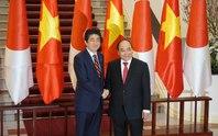 Việt Nam - Nhật Bản ký 6 văn kiện hợp tác