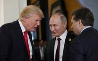 Ông Donald Trump nhường sân chơi hậu chiến Syria cho Nga
